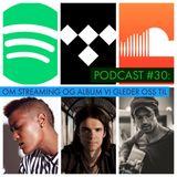 Podcast #30 - Om streaming og album vi gleder oss til i 2017