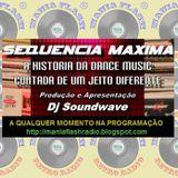 Mania Flash Radio - Sequência Máxima - Programa 05 - New Order (01-09-2016)