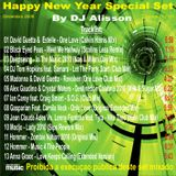 DJ Alisson - Happy New Year Special Set