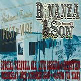 Bonanza & Son 26 October 2016 - Richmond Fontaine farewell mix + final interview & live session