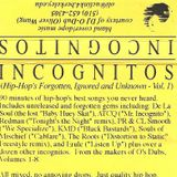 Dj O Dub - Incognitos Volume 1