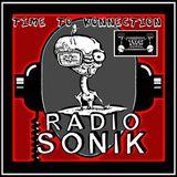 Time ToKonnection 005 - Radio Sonik - Marzo 2013 - Ospite in studio Ray-X