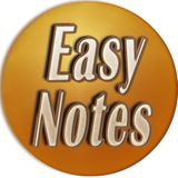 Easy notes  - The Glorious Edition