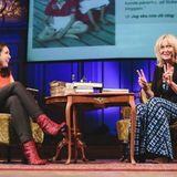 B&D – Författarsamtalet – Pamela Andersson
