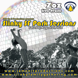 Zoz – Live at Slinky SF Park Sessions – 08.20.16