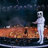 Marshmello Live @ Bonnaroo Music and Arts Festival 2017