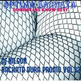 DJ NILSON BACHATA PROMO MIX VOL. 12 / THE OPTIMA BACHATA