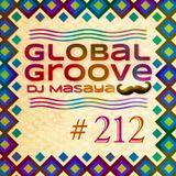 212 Global Groove - Dj Masaya