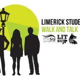 Cross Campus 07-04-2016: Limerick Students Walk and Talk