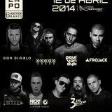 3 Are Legend (Steve Aoki, Dimitri Vegas & Like Mike) - Live @ Empo Awards 2014, Expo Vacomer (Mexico