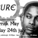 Derrick May @ Pure, Sunday Service 1993