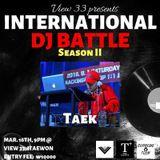 International Battle of the DJs Season 2 - DJ Taek