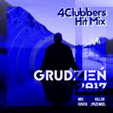 4Clubbers Hit Mix (Grudzień 2017)