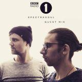 SpectraSoul (Shogun Audio) @ DJ Friction Radio Show - BBC Radio 1 (09.06.2015)
