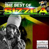 DJ SPIDER BEST OF SIZZLA