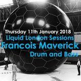 Locked Online [2 hour Show] Liquid Drum and Bass (Francois Maverick Radio show) 18/02/2018