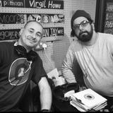 DJ Andy Smith Soho radio show with guest DJ Richio Suzuki