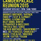 DJ Randall B2B DJ Storm w/ MC Moose - Moondance 'Camden Palace Reunion' - 19.7.14