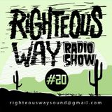 RIGHTEOUS WAY #20 / ALONGSIDE KOBO DADDA