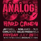 The Techno Lab LIVE from ANALOG BKNY (episode 8) - JD Powell