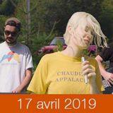 33 TOURS MINUTE - Le meilleur de la musique indé - 17 avril 2019
