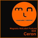 Magnetic NetLabel Podcast 034 - Ceron