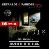 D'tras d 4 paredes m.s NTCM Black-series