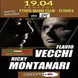 Flavio Vecchi B2B Ricky Montanari @ DYRM? - Remember Echoes - (at Cutty Sark), Pescara - 19.04.2013