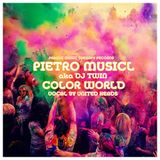 PIETRO MUSICL aka DJ TWIN COLOR WORLD VOCAL BY UNITED  HEADS