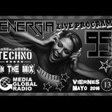 Energia 95 Session X - Viernes 13 de Mayo