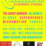 SUPERHEROES BANANENFUIF 3 AUG 2013 KLJ STEKENE mix 1 of 2