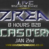 True North Trance Presents: Azreal Magnetic Ohms Ep. 005 live on Rave Nation Radio 1/1/2017