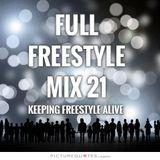 FULL FREESTYLE MIX 21 2015 DJ Carlos C4 Ramos