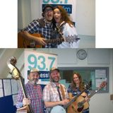 Russell Hill's Country Music Show on Express FM feat. The Paper Trains + Stanford Road. 25/10/15
