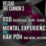 DJ SET @T RELOAD THE CANNON 3 / CONTRAST CLUB LE 02_10_18 [in memory of Denis Dj ATOM)