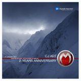 CJ Art - MistiqueMusic showcase 2-Year Anniversary [24-25.01.2014] on Digitally Imported