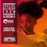 #SpecialDeliveryShow: Gabrielle Music (@GMGroup_) - 22.09.2016