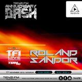 TFI & Team 140 Live Sessions With Roland Sandor @ Tenzi.FM (17.11.2012)
