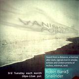 Vanishing Point//DE Radio.ca July, 21 2015>> Robin Banks