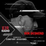 Ken Desmend Comfort Sessions EJRRadio.com 07-09-2017