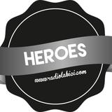 Heroes 31 10 15 por Radio La Bici