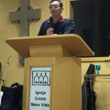 Pregação Sérgio Souza da ICNV de Nova Iguaçu