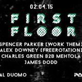 Live at First Floor, Brighton - April 2nd 2015