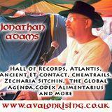 JONATHAN ADAMS - Chem-Trails, Codex, Hall of Records - 16/11/10