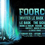 ODR Foorcore invites Le Bask & Friends Mix