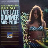 LATE LATE SUMMER MIX 2018 ALL VINYL MIX