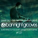 Urban Night Grooves 121 - Guestmix by Chris Olszewski (Gustavo Grant)