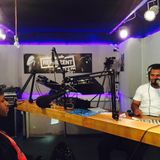 Interview with Ola the Comedian on Reprezent 107.3FM (24.06.15)