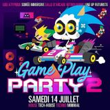 Cannonbordélique tape #6 for the Gameplay Party 2 (8bit & more)