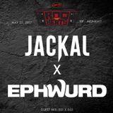 ROQ N BEATS - DJ JEREMIAH RED 5.27.17 - GUEST MIX: JACKAL + EPHWURD - HOUR 1